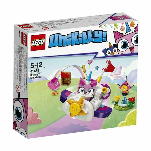 Lego 41451 Unikitty Cloud Car